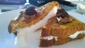 Tostadas francesas de calabaza (3)