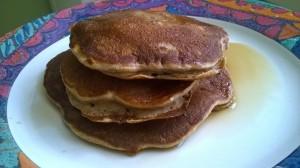 Banana Pecan Pancakes (2)