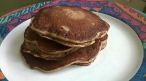 Banana Pecan Pancakes (3)