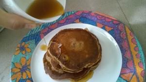 Banana Pecan Pancakes (4)