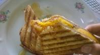 Almond Butter and Mango Sandwich5