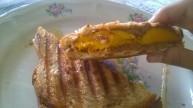 Almond Butter and Mango Sandwich6